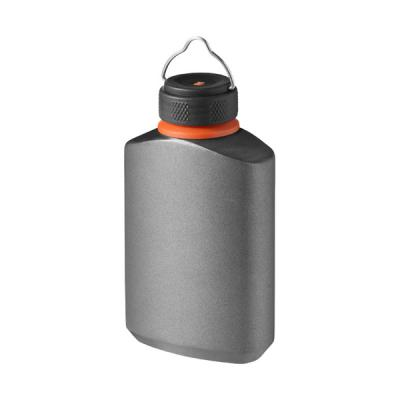 Image of Warden non leaking hip flask