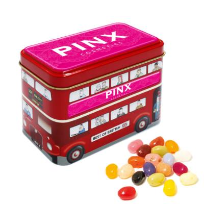 Image of Bus Tin The Jelly Bean Factory Jelly Beans