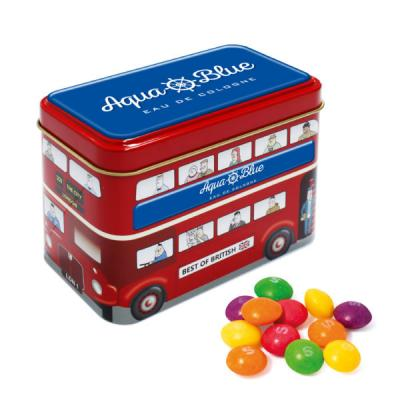 Image of Bus Tin Skittles
