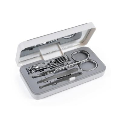 Image of Manicure Set With Mirror