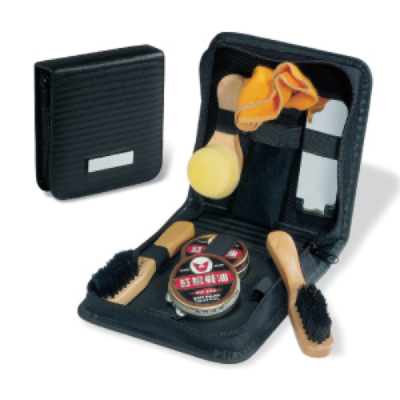 Image of Luxury Shoe Shine Kit
