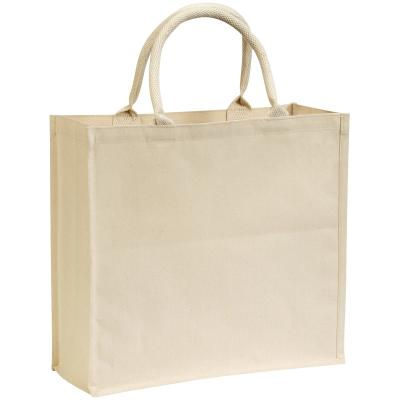 Image of Broomfield Laminated Cotton Canvas Tote Bag