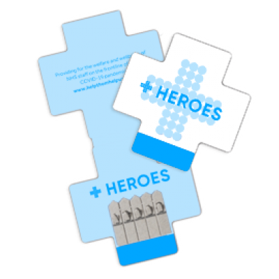 Image of Heroes Seed sticks
